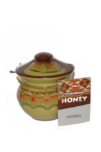 Керамично гърне с мед 130 гр