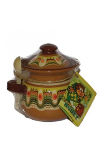 Керамично гърне с мед 160 гр